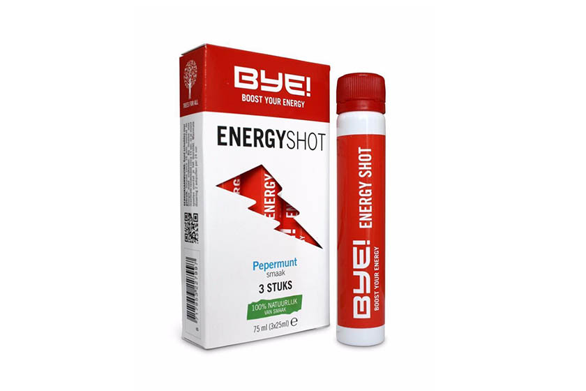 BYE! - Energy shot - 25ml - 3 stuks   1