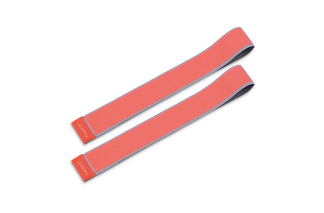Pinofit stretchband mini 2 banden 33cm lang en 4cm breed   1