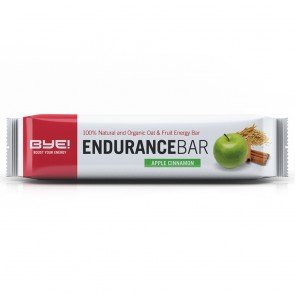 BYE! endurance bar - apple cinnamon - 40gr