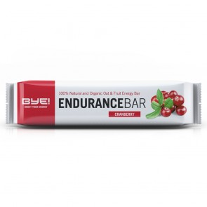 BYE! endurance bar - cranberry - 40gr