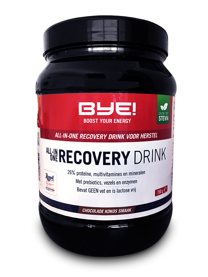 BYE! All in one recovery drink+1 gratis bar