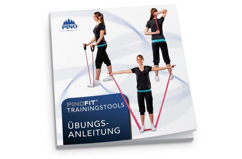 PINOFIT gymnastiek oefenboek