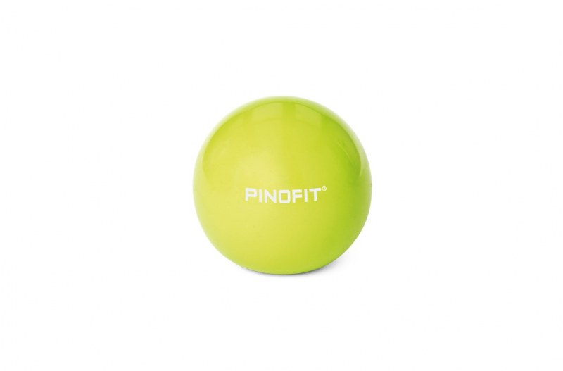 PINOFIT toning ball 1,5 kg - lime