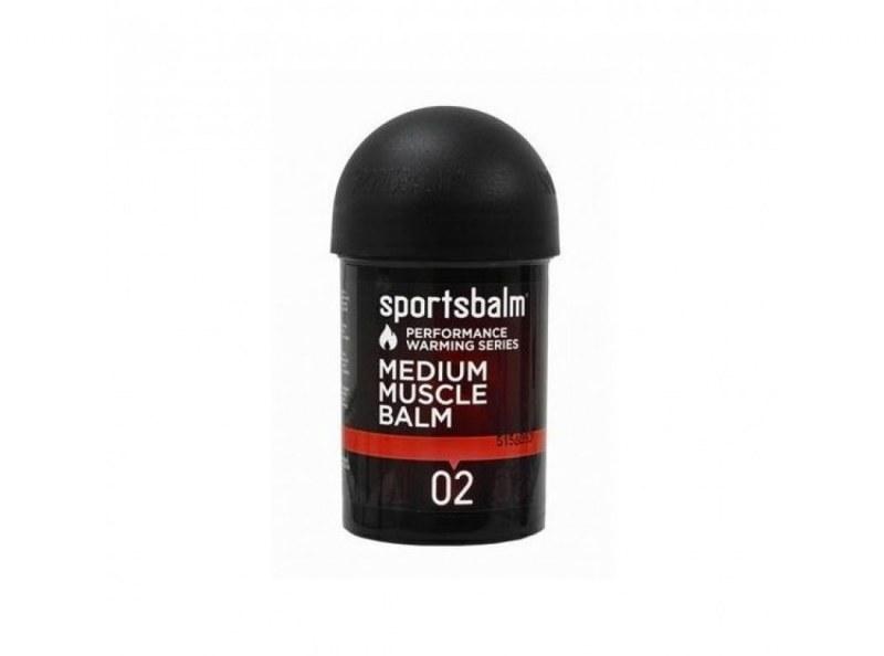 Sportsbalm medium muscle balm 5 tot 10 graden