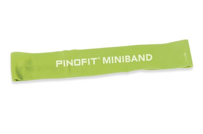 PINOFIT miniband - krachtige weerstand groen