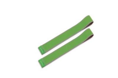 PINOFIT stretchband mini 2 banden 33cm lang en 4cm breed extra sterk