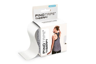 PINOFIT kinesiologische tape therapy voor gevoelige huid - 5m x 5cm