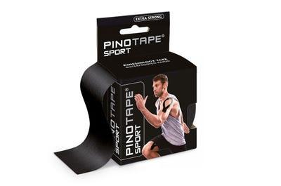 PINOFIT kinesiologische tape sport - zwart - 5m x 5cm