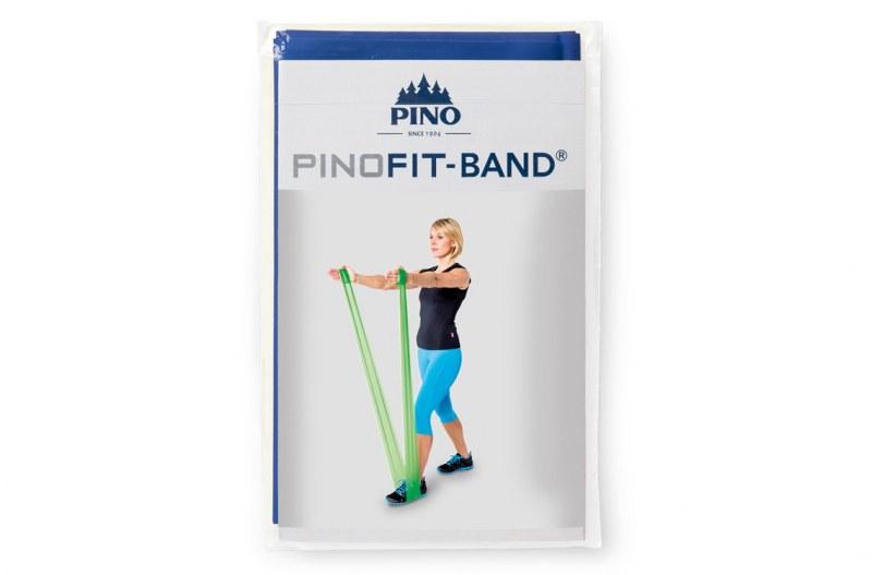 PINOFIT gymnastiekband - extra krachtige weerstand - 2m blauw