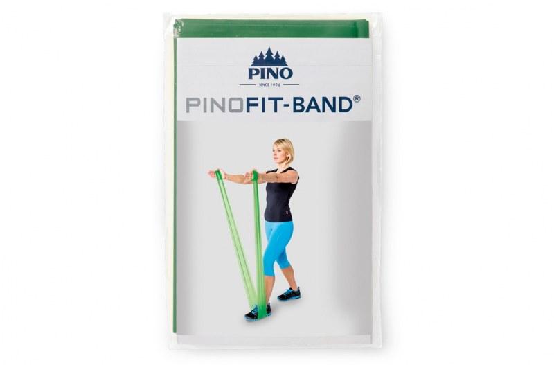 PINOFIT gymnastiekband - krachtige weerstand - 2m groen