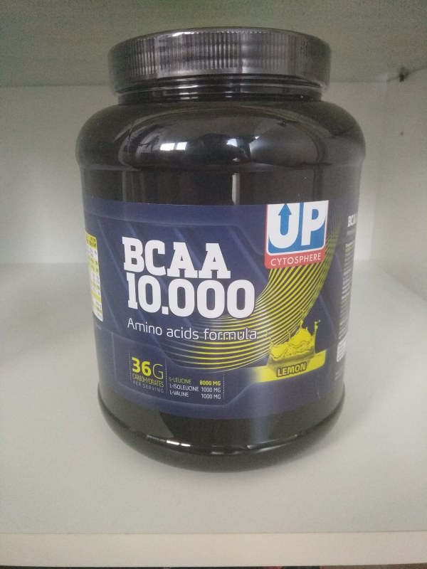 UP Cytosphere BCAA 10.000 1200gram