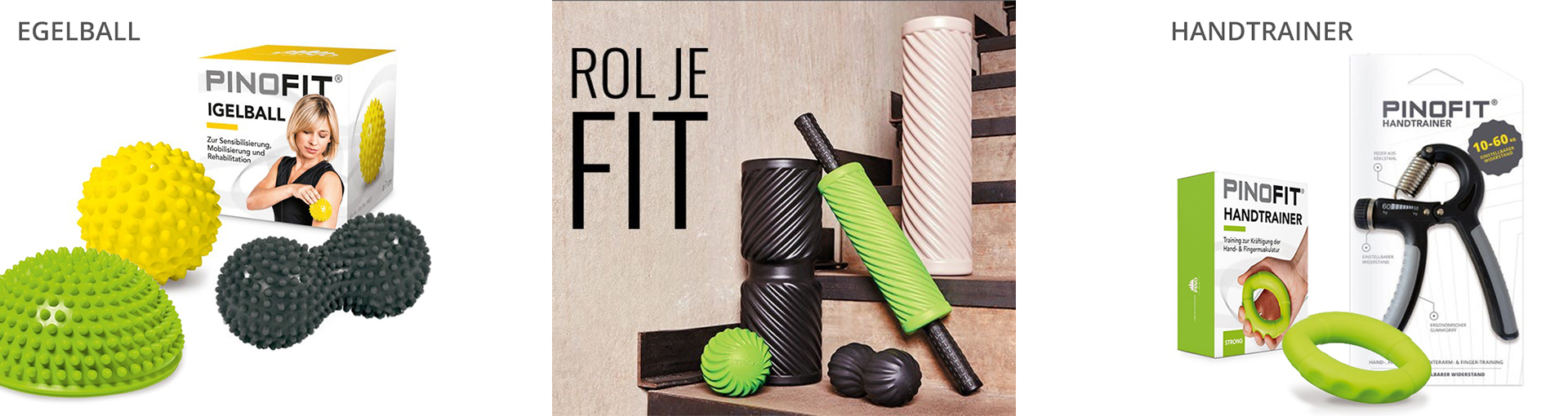 Pinofit fitness en training